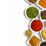 Aromi e spezie,   alleati in cucina nella   lotta contro il sale